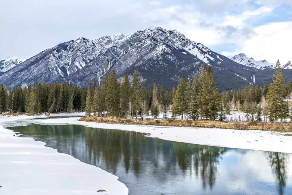Bow-River-Banff
