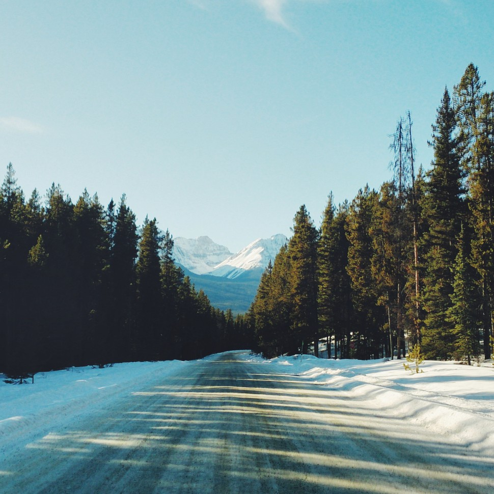 Bow-Valley-Parkway