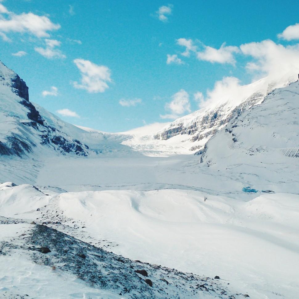 Columbia-Icefield