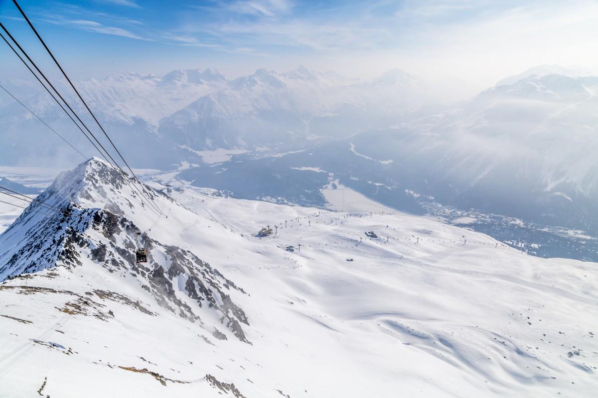 Weekendtipp: zum Frühlingsskifahren nach St. Moritz