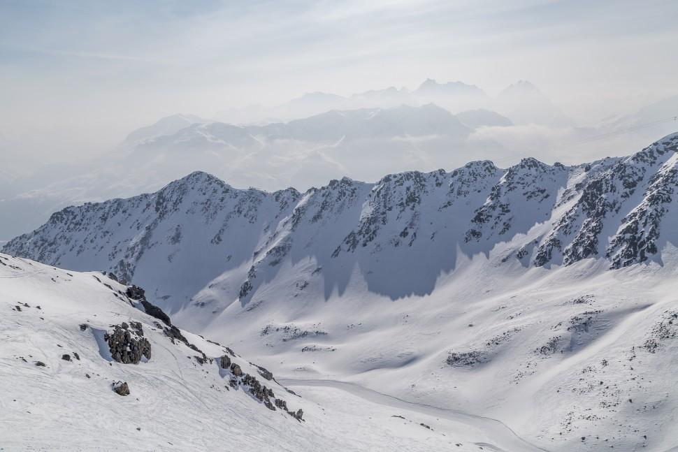 Corviglia-Engadin-St-Moritz