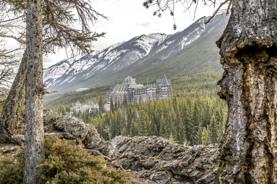 Fairmont Banff springs, Iconic Historic Hotel in Banff