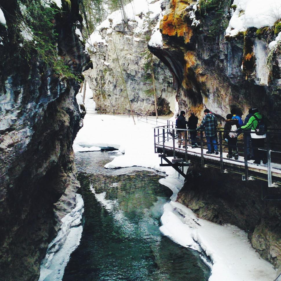 Icewalk-Johnston-Canyon