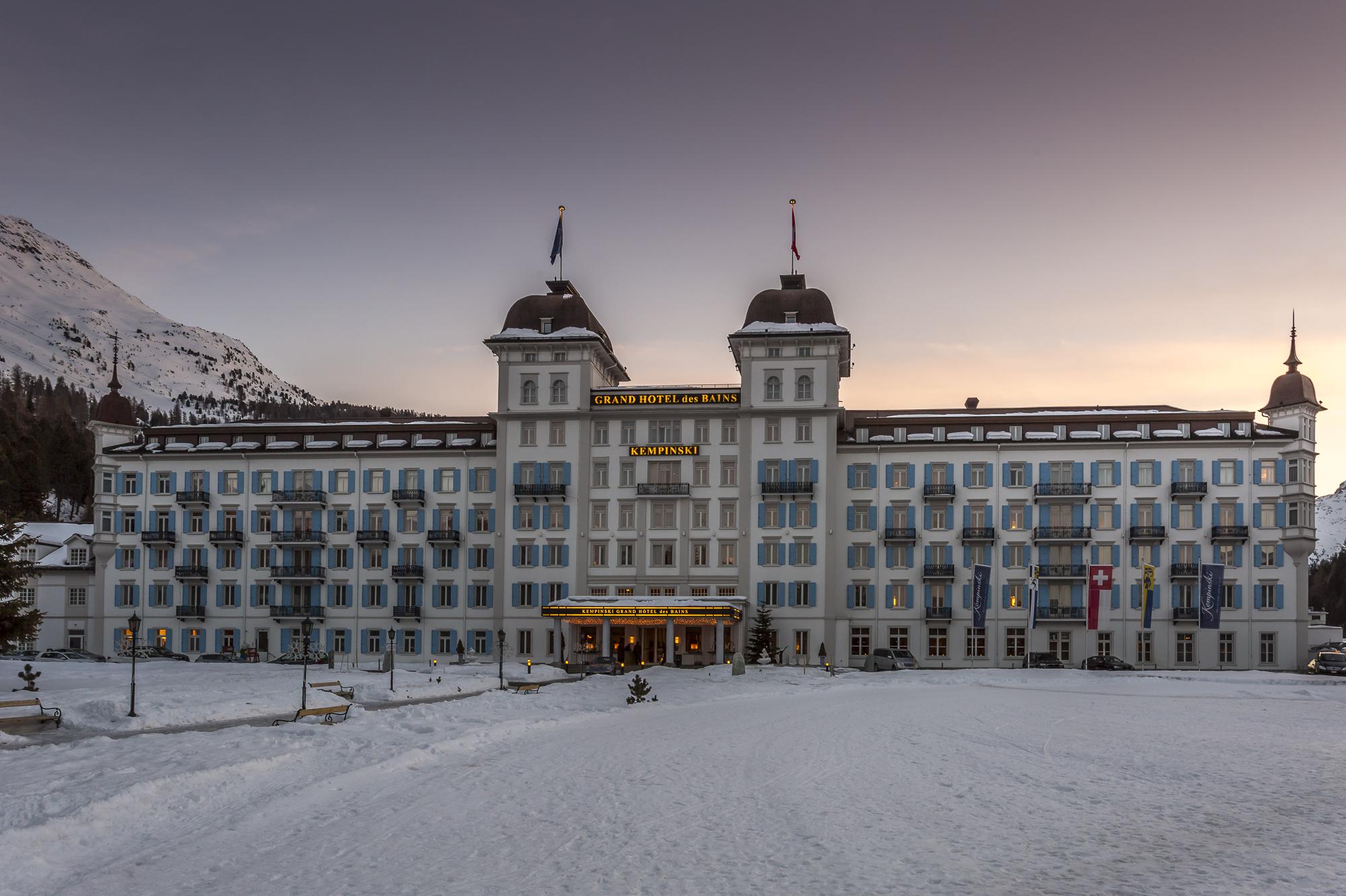 Weekendtipp zum fr hlingsskifahren nach st moritz for Grand hotel des bain