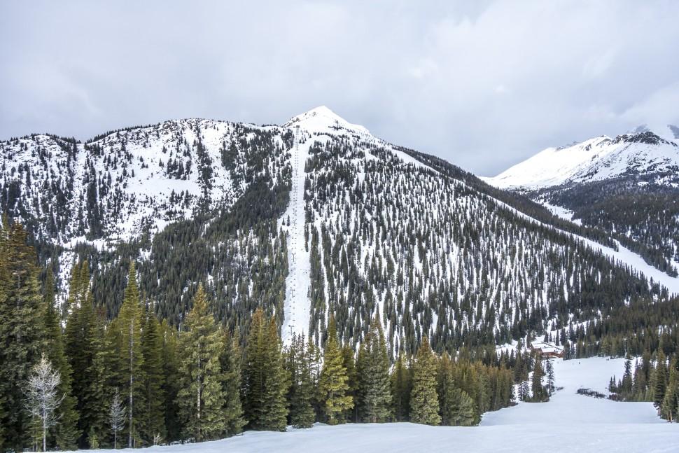 Lake-Louise-Skigebiet