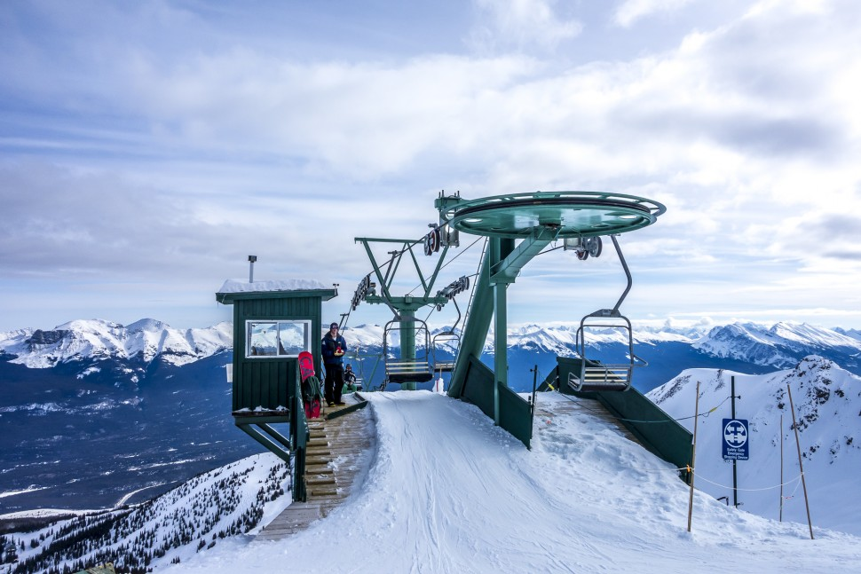 Marmot-Basin-chairlift