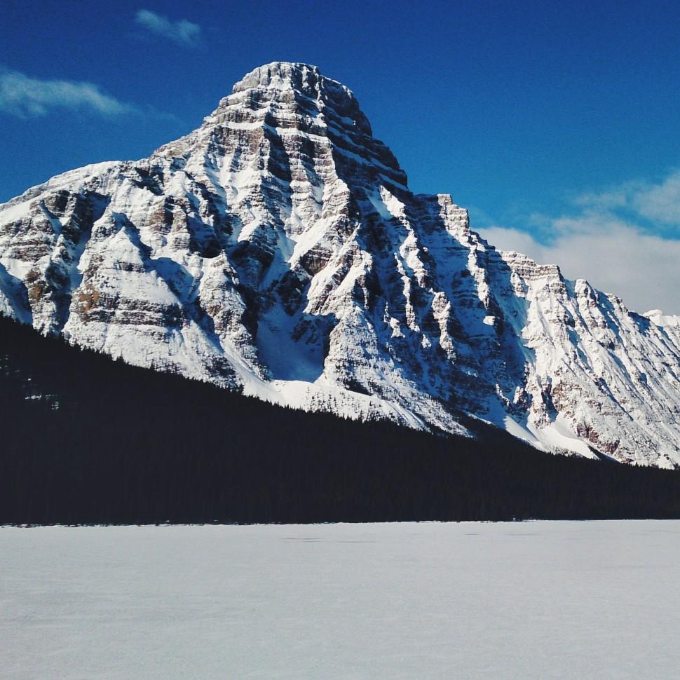 Mount-Chephren