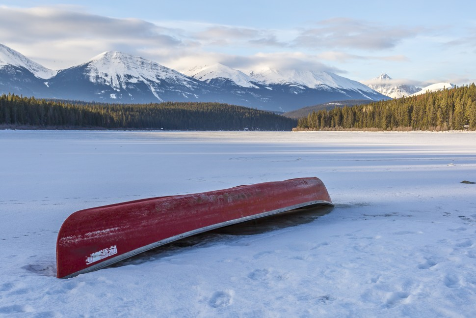 Patricia-Lake-Jasper-Nationalpark