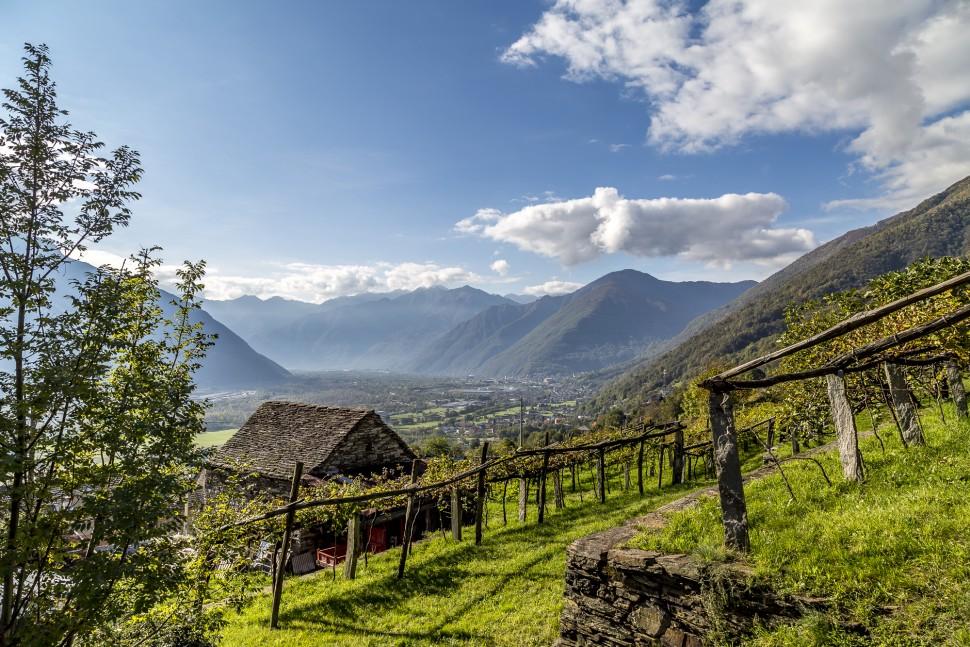 Piemont-Wandern