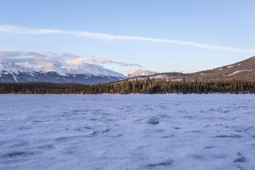 Jasper Nationalpark - eine eisige Angelegenheit