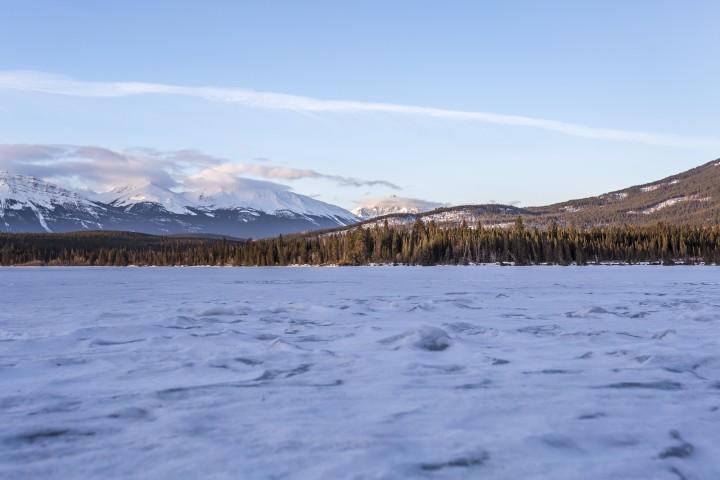 Jasper Nationalpark – eine eisige Angelegenheit