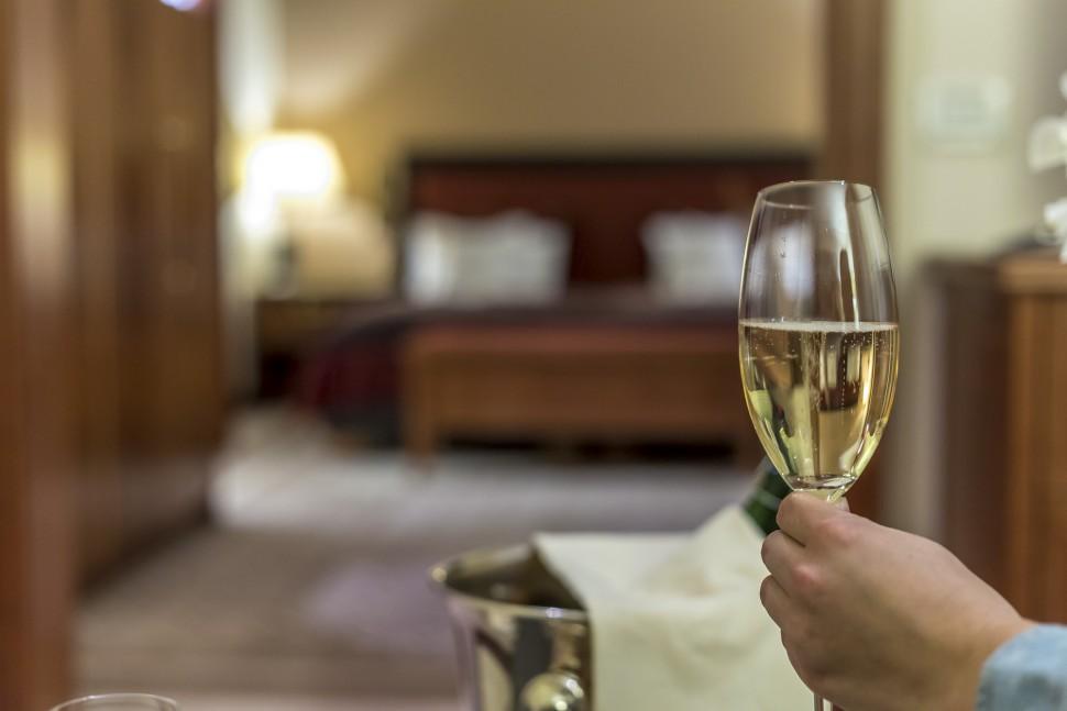 St-Moritz-Champagner