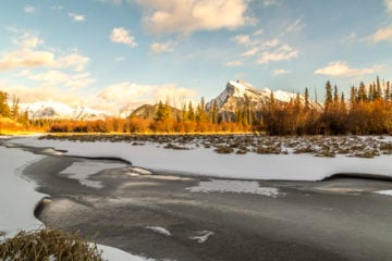 Banff - Top Winteraktivitäten für Outdoorfans