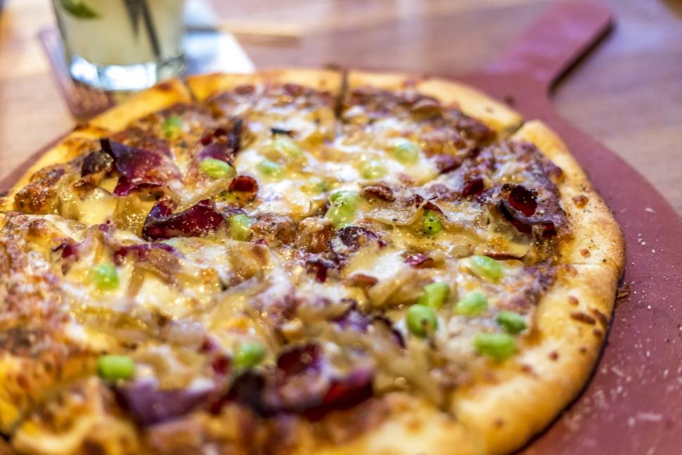Best Pizzaspot in Banff