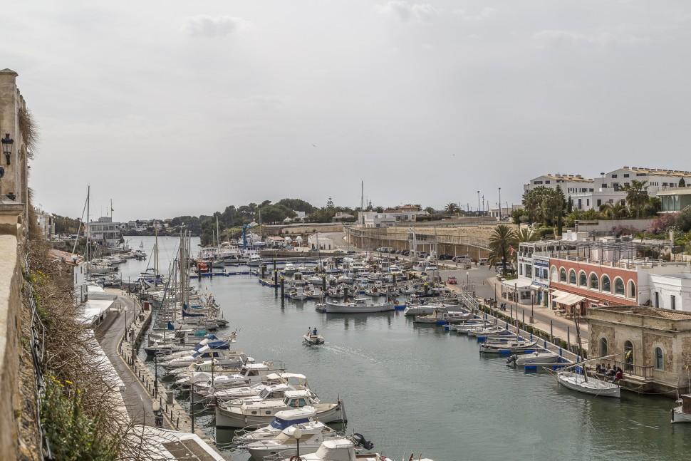 Ciutadella-Menorca-Hafen