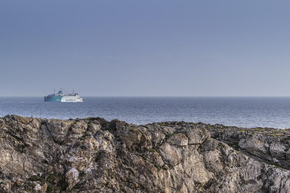 Faehre-Balearia-Menorca