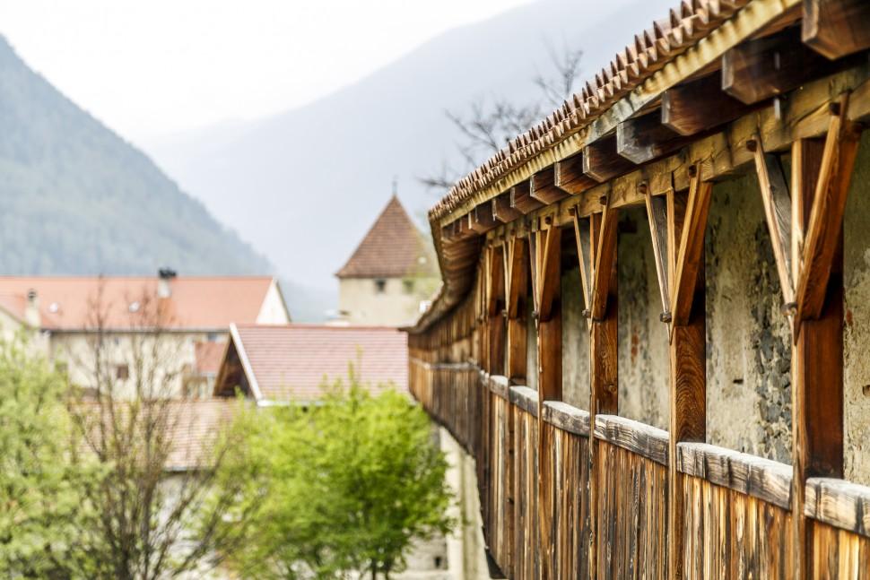 Glurns-Stadtmauer