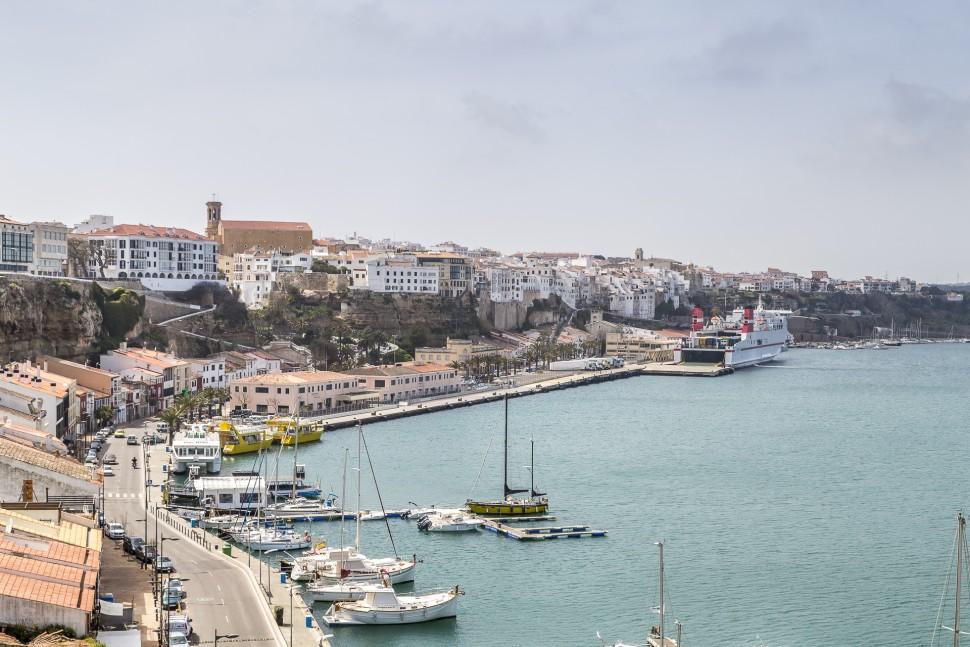 Mahon-Hafen