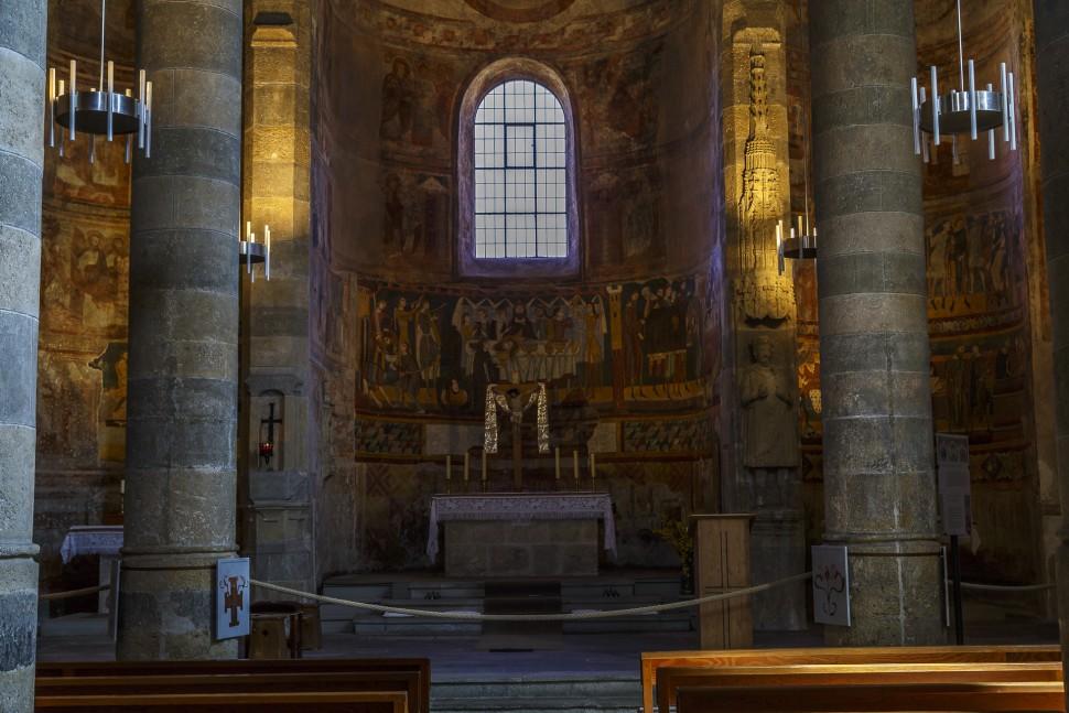 Muestair-Kloster-St-Johann-Malerei-1