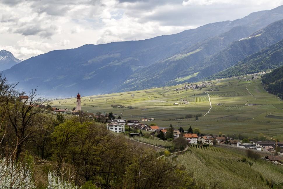 Tschars-Panorama
