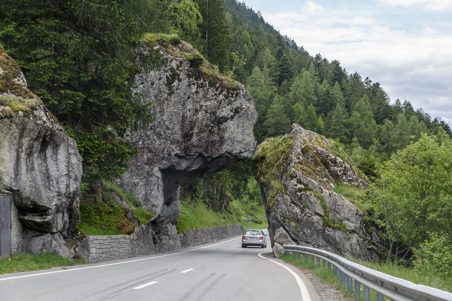 Roadtrip Schweiz Bergell