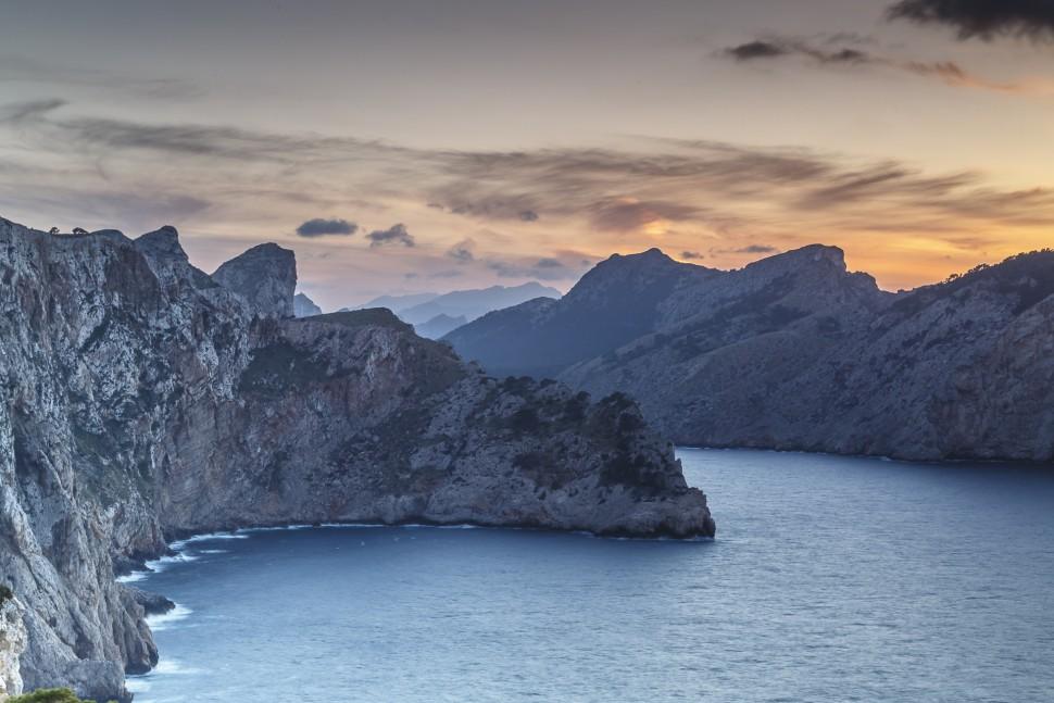 Mallorca Kliffen