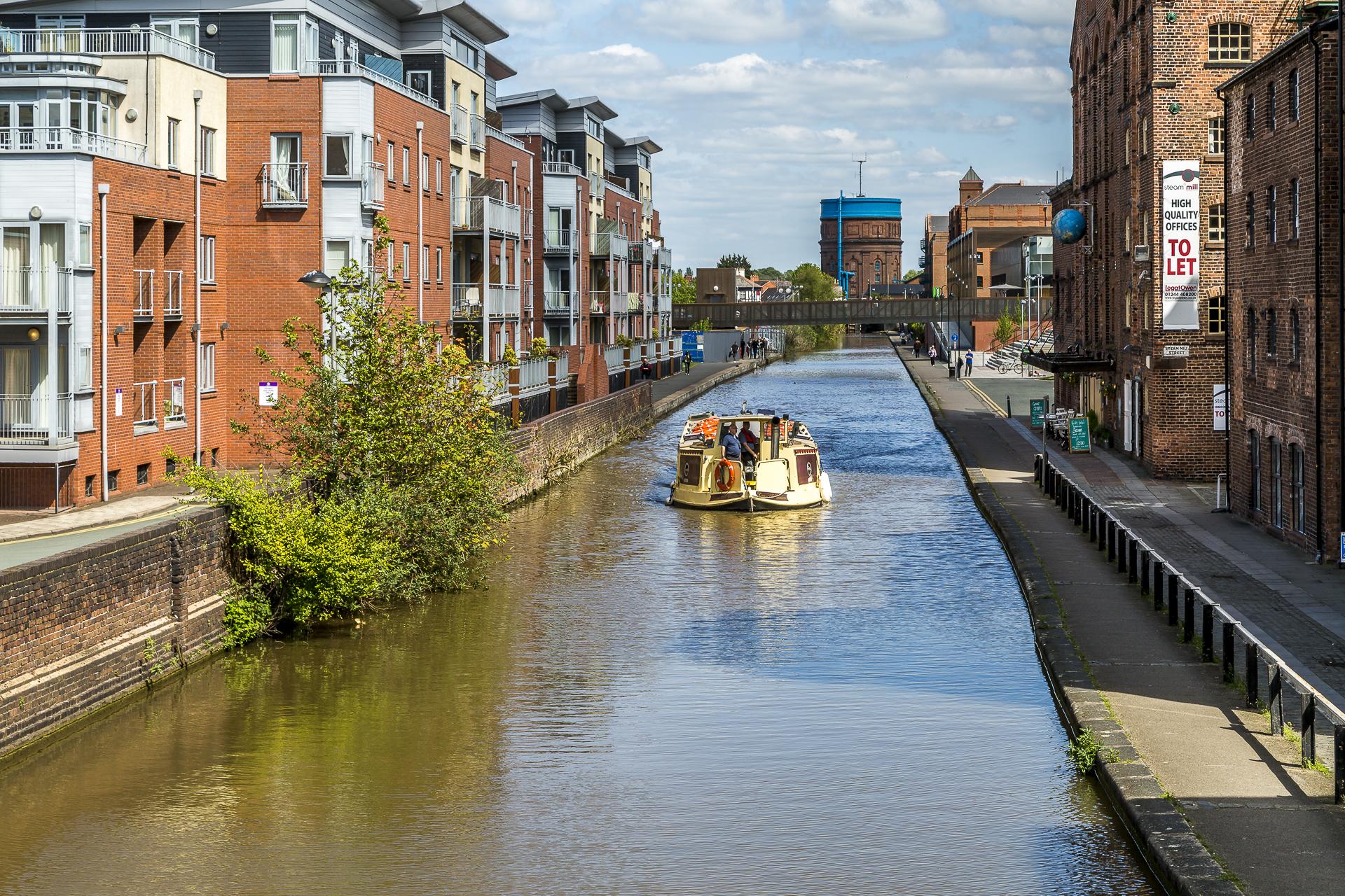 Chester-Boattrip