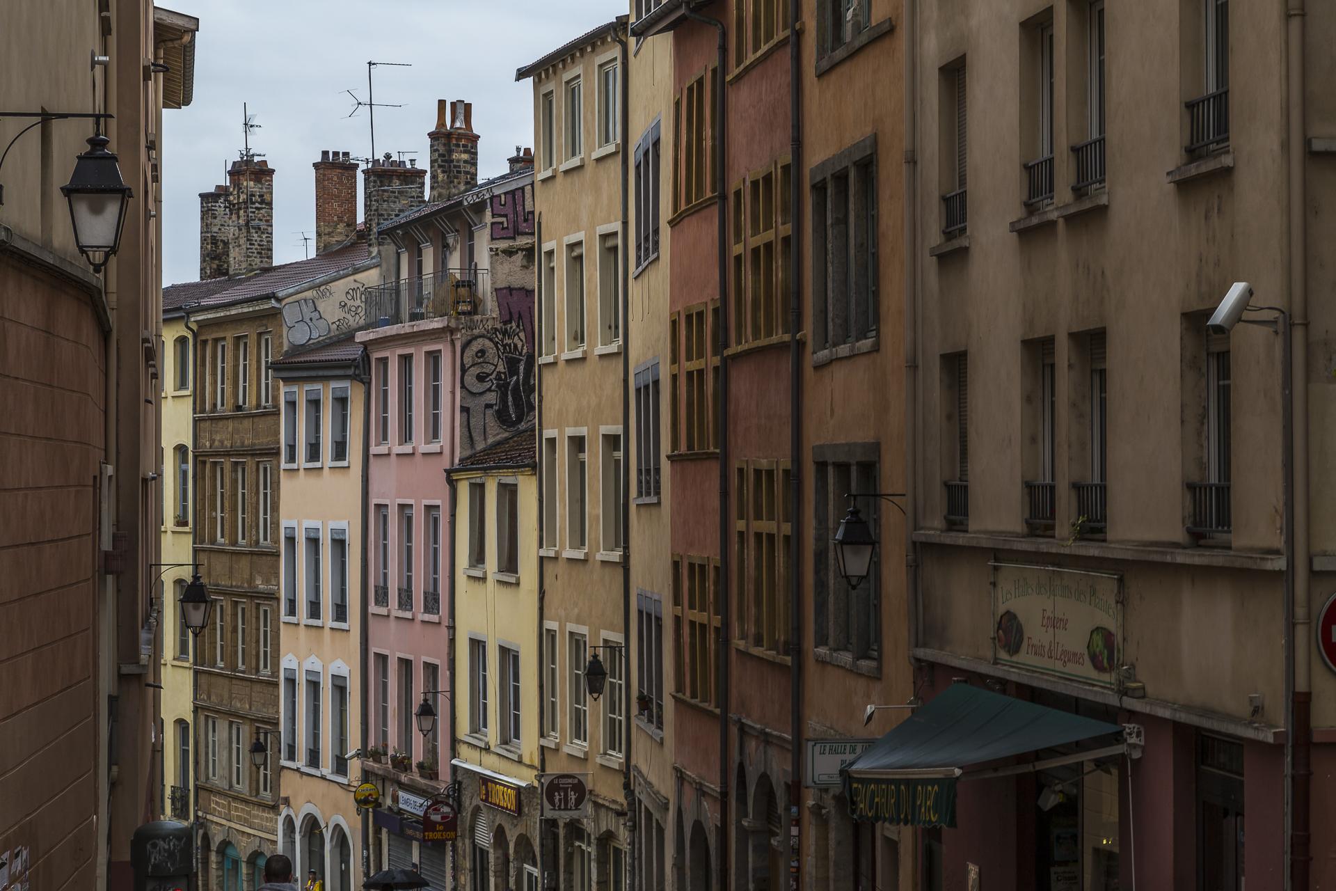 Croix-Rousses-Lyon