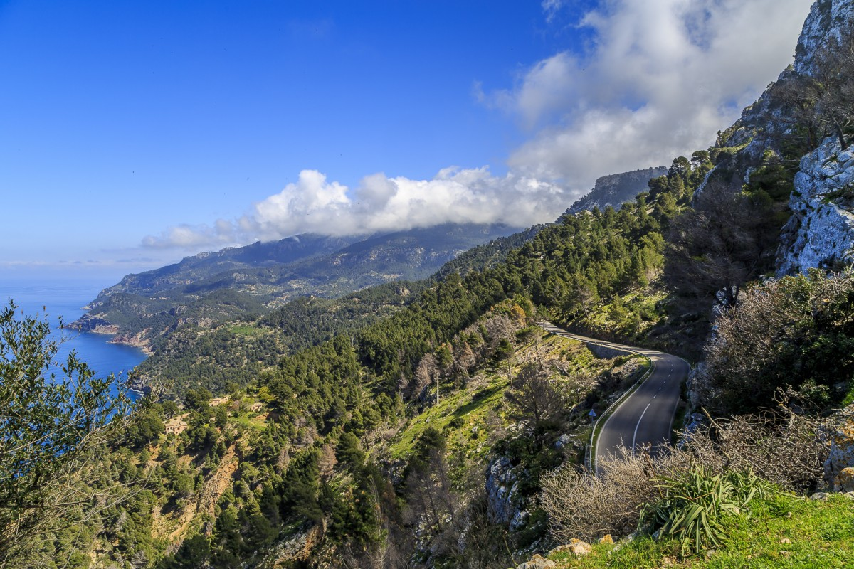 Serra de Tramuntana Roadtrip in Mallorca