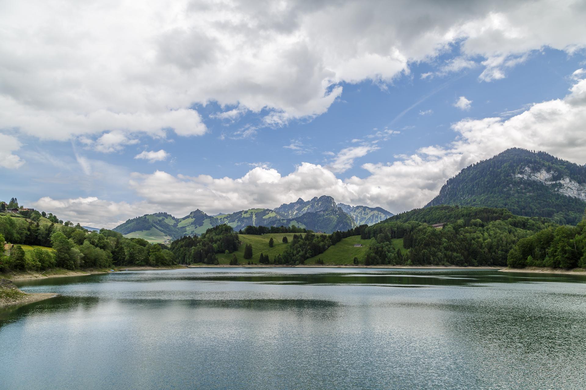Lac-de-Montsalvens