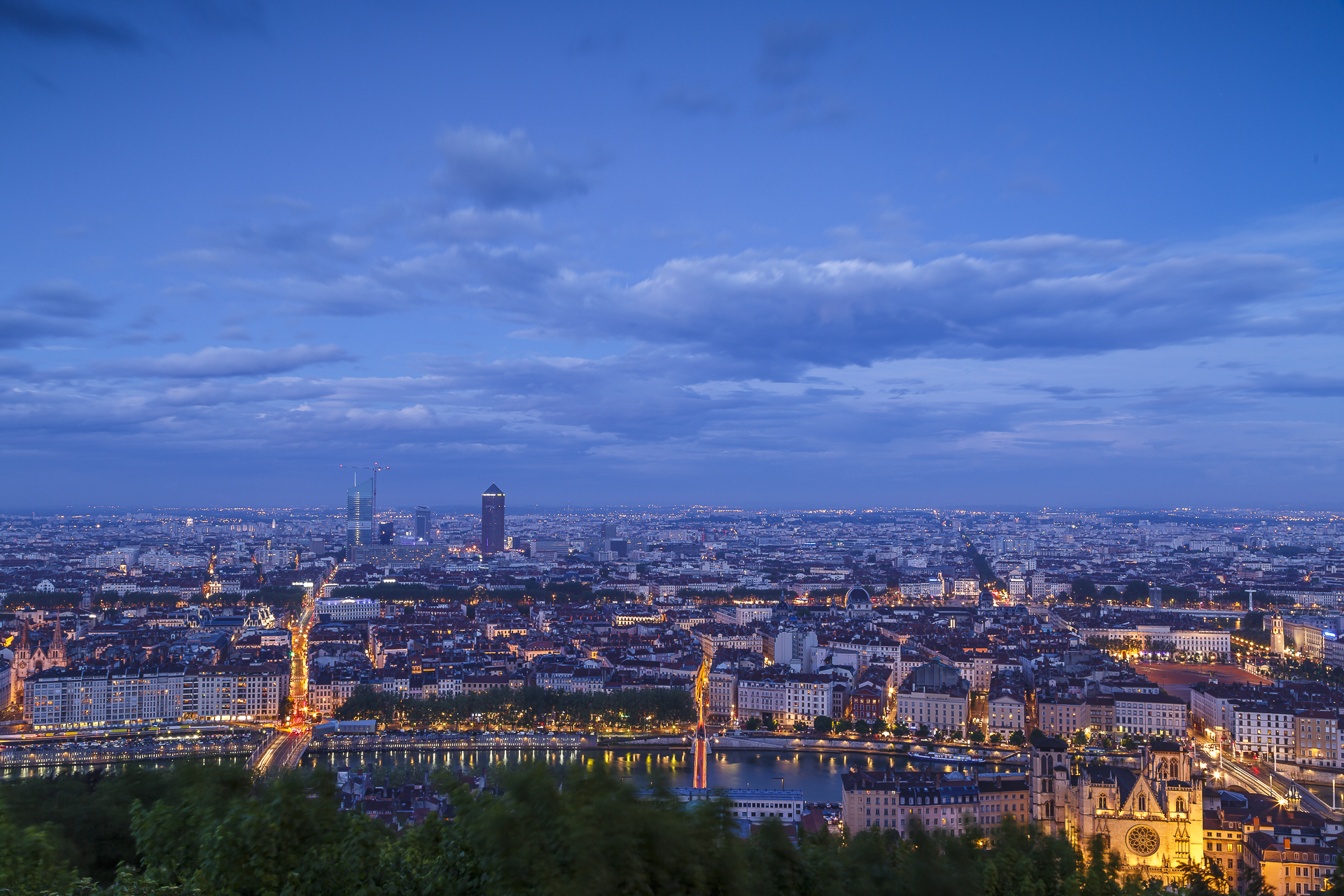 Lyon-Blue-Hour