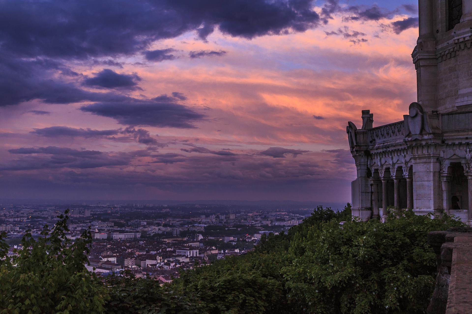 Lyon-BlueHour