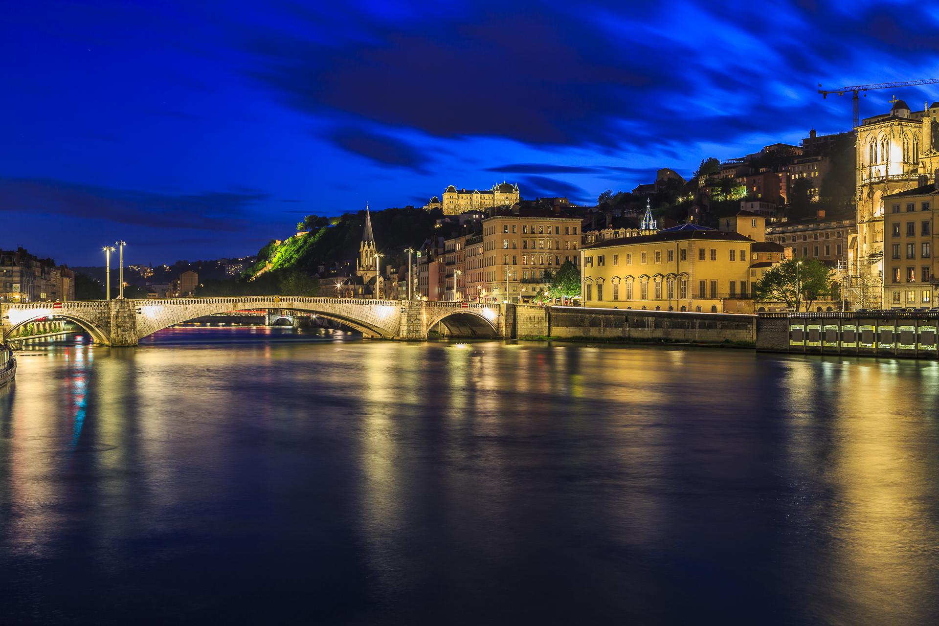 Lyon-Saonne-Blue-Hour-2
