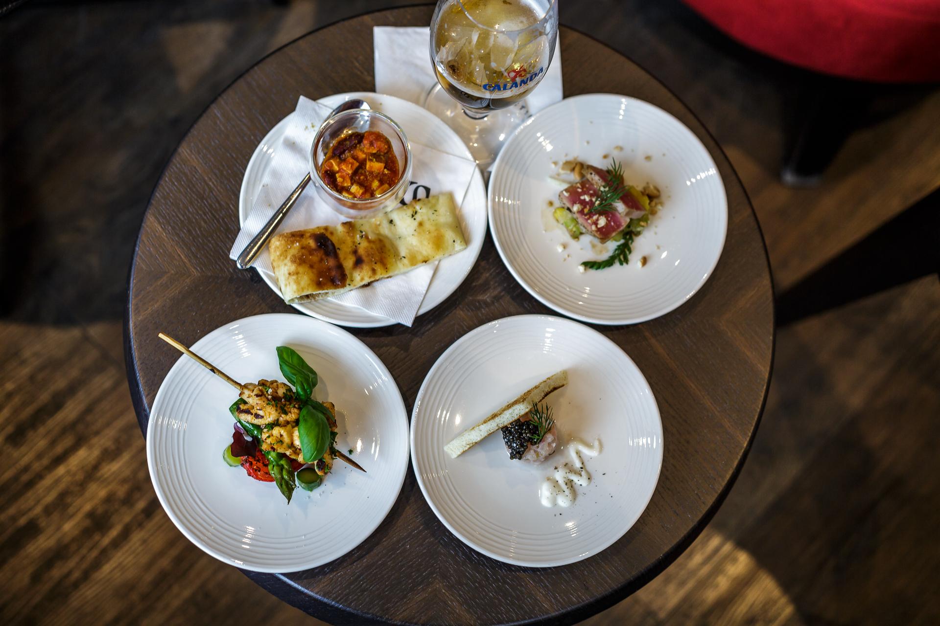 Restaurant-Chesa-Snackkarte