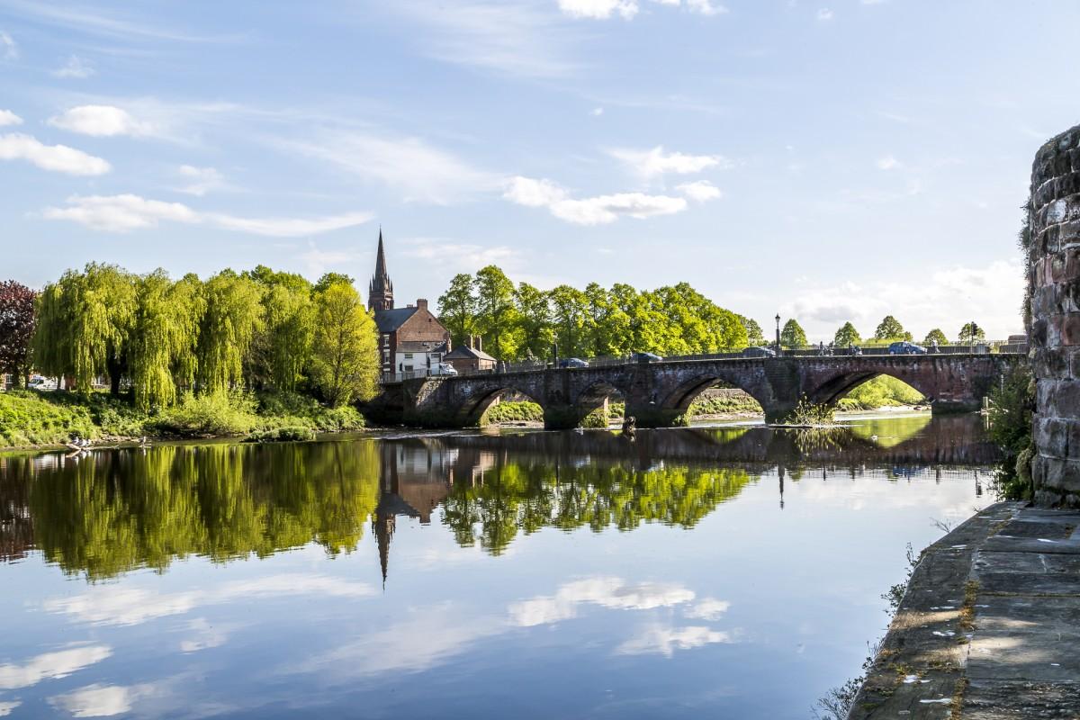 Chester – geschichtsträchtige Kleinstadt im Fokus