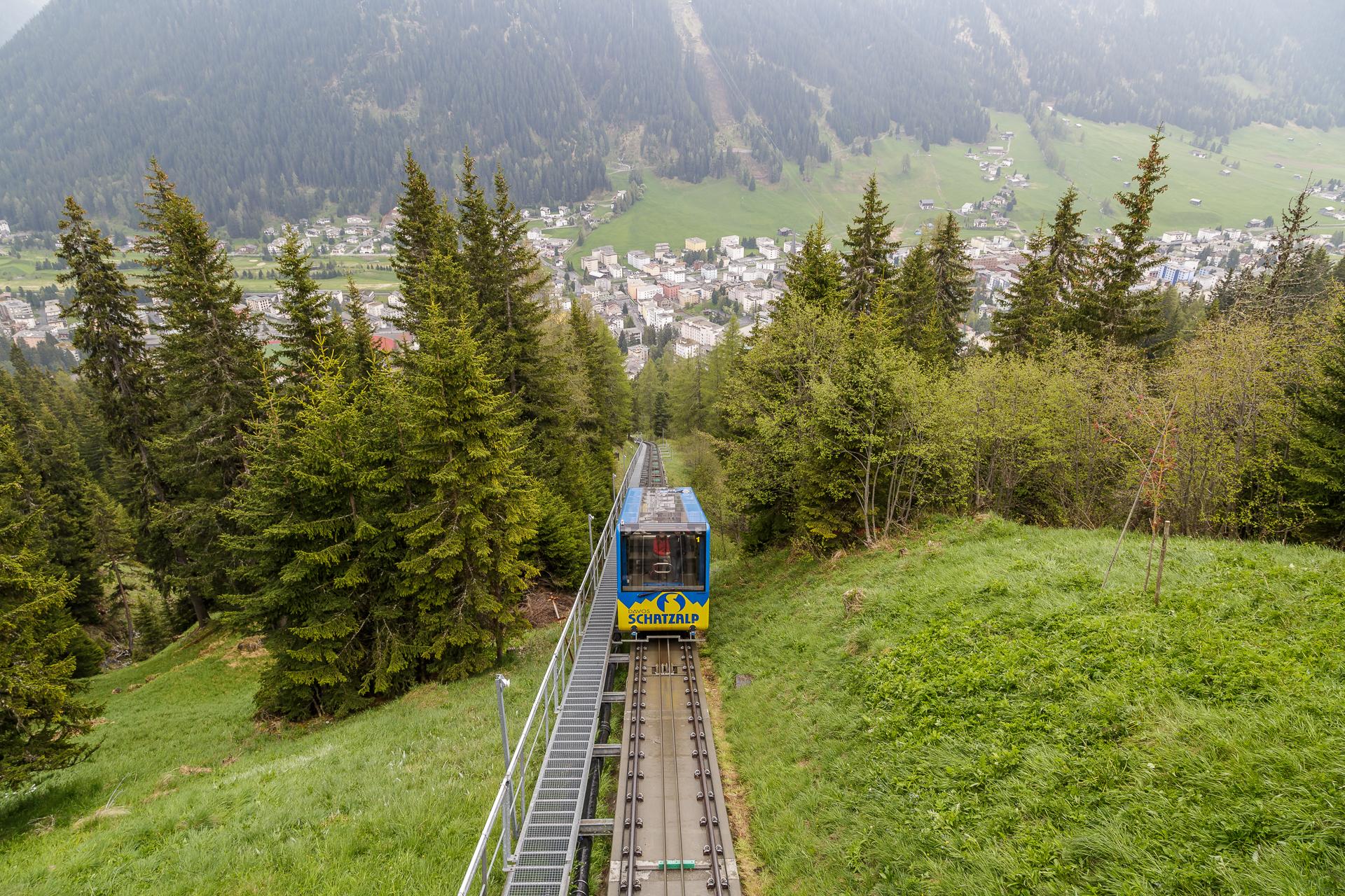 Schatzalpbahn