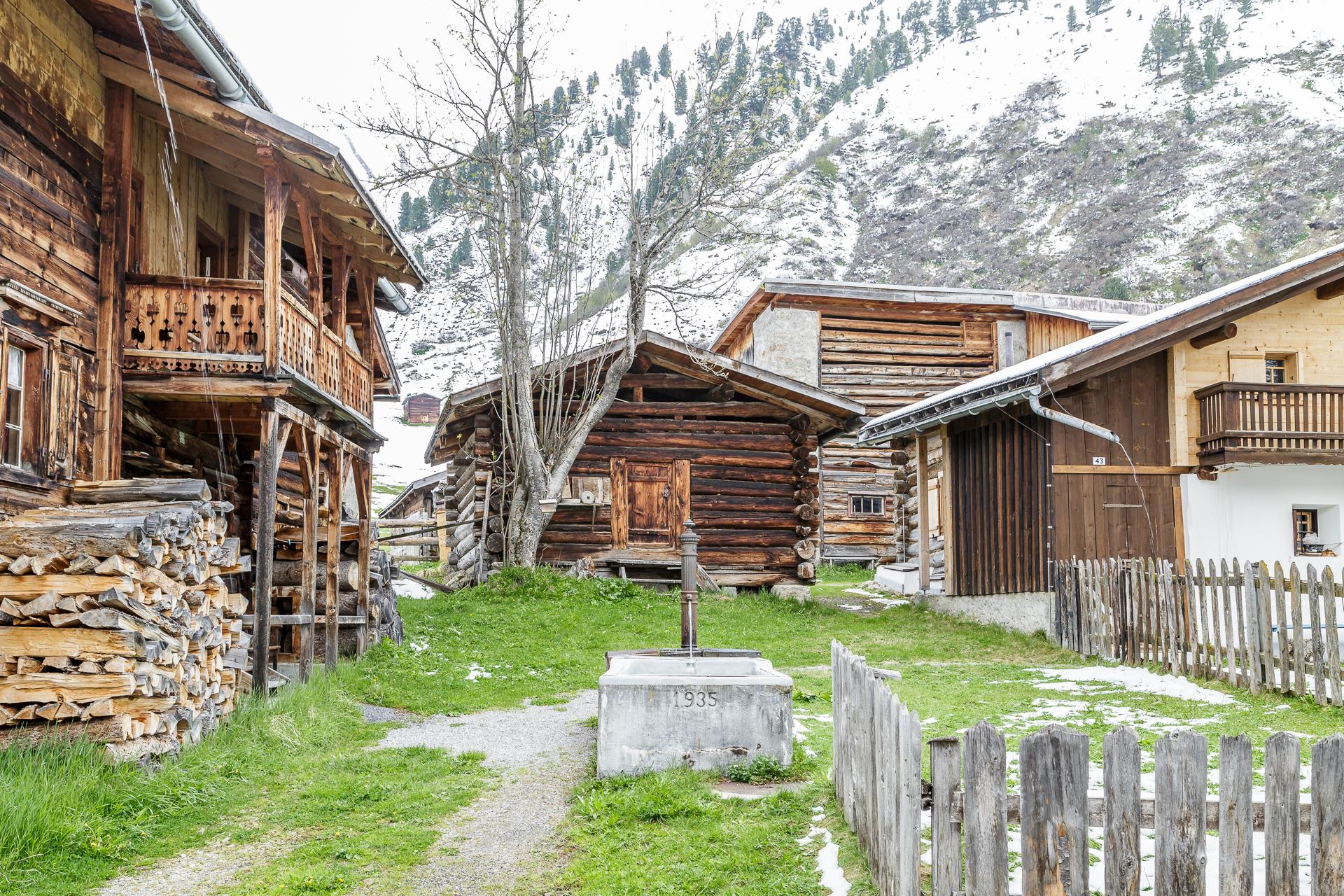 Sertig-Dorf