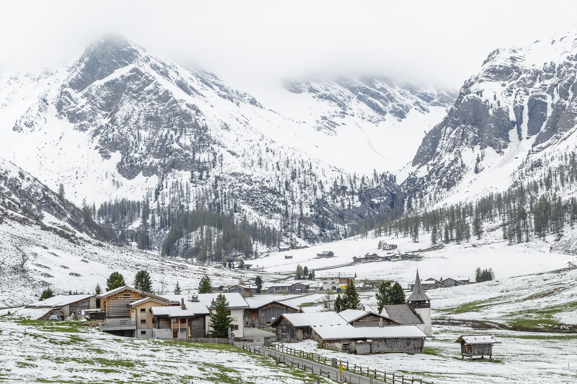 Sertigtal-Davos