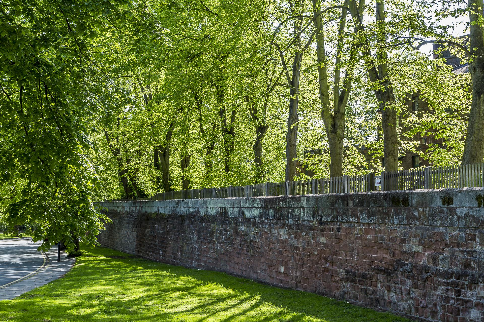Stadtmauer-Chester
