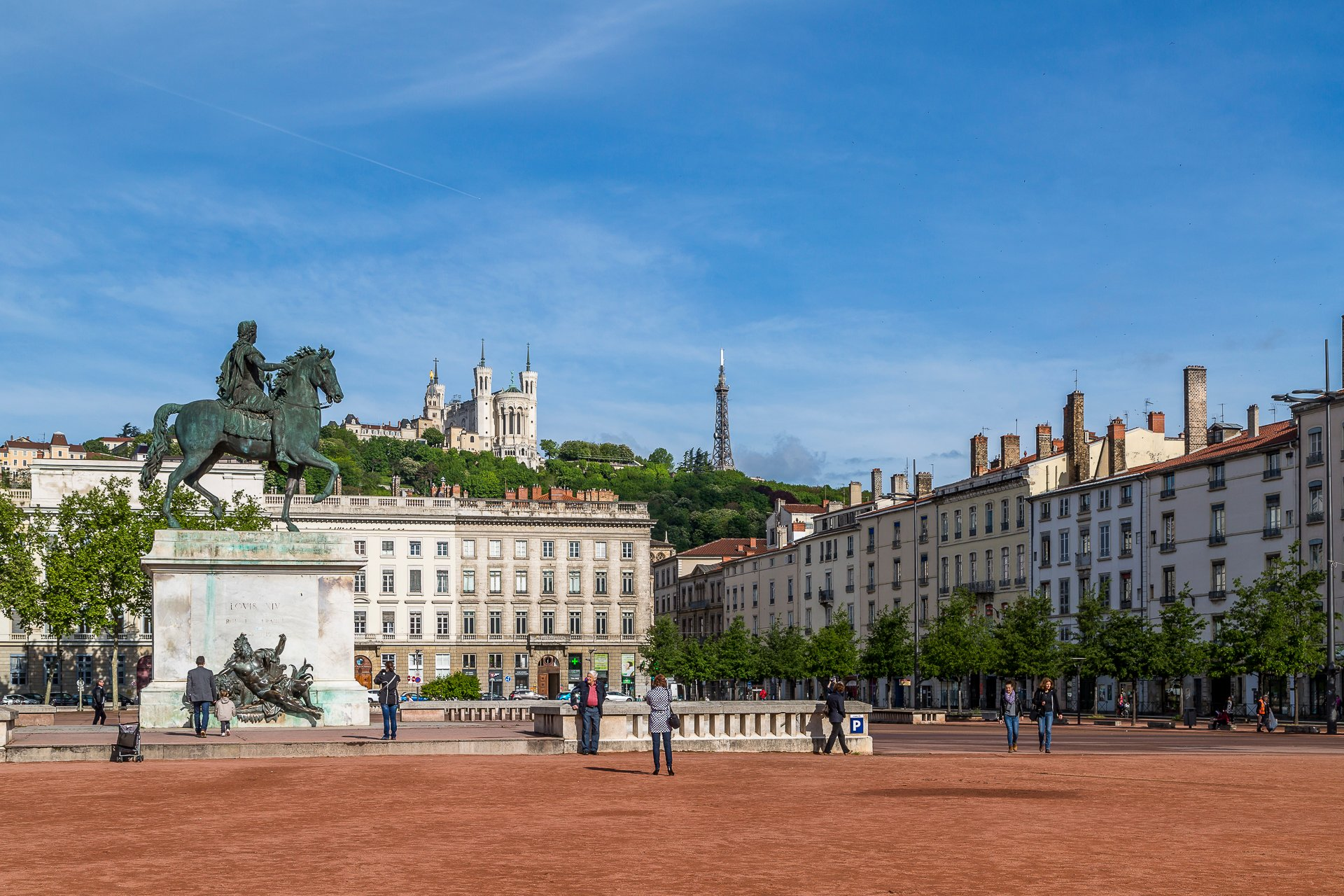lyon-bellecour