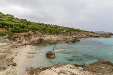 Calvi - garantiert aktive Badeferien auf Korsika