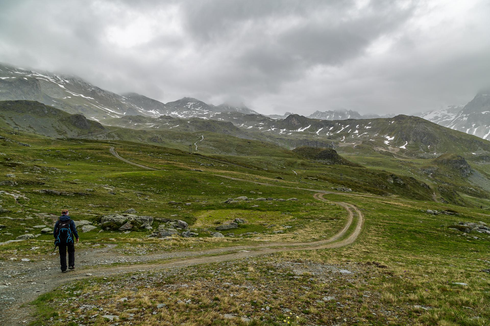 Bella-Tola-Gipfeltour