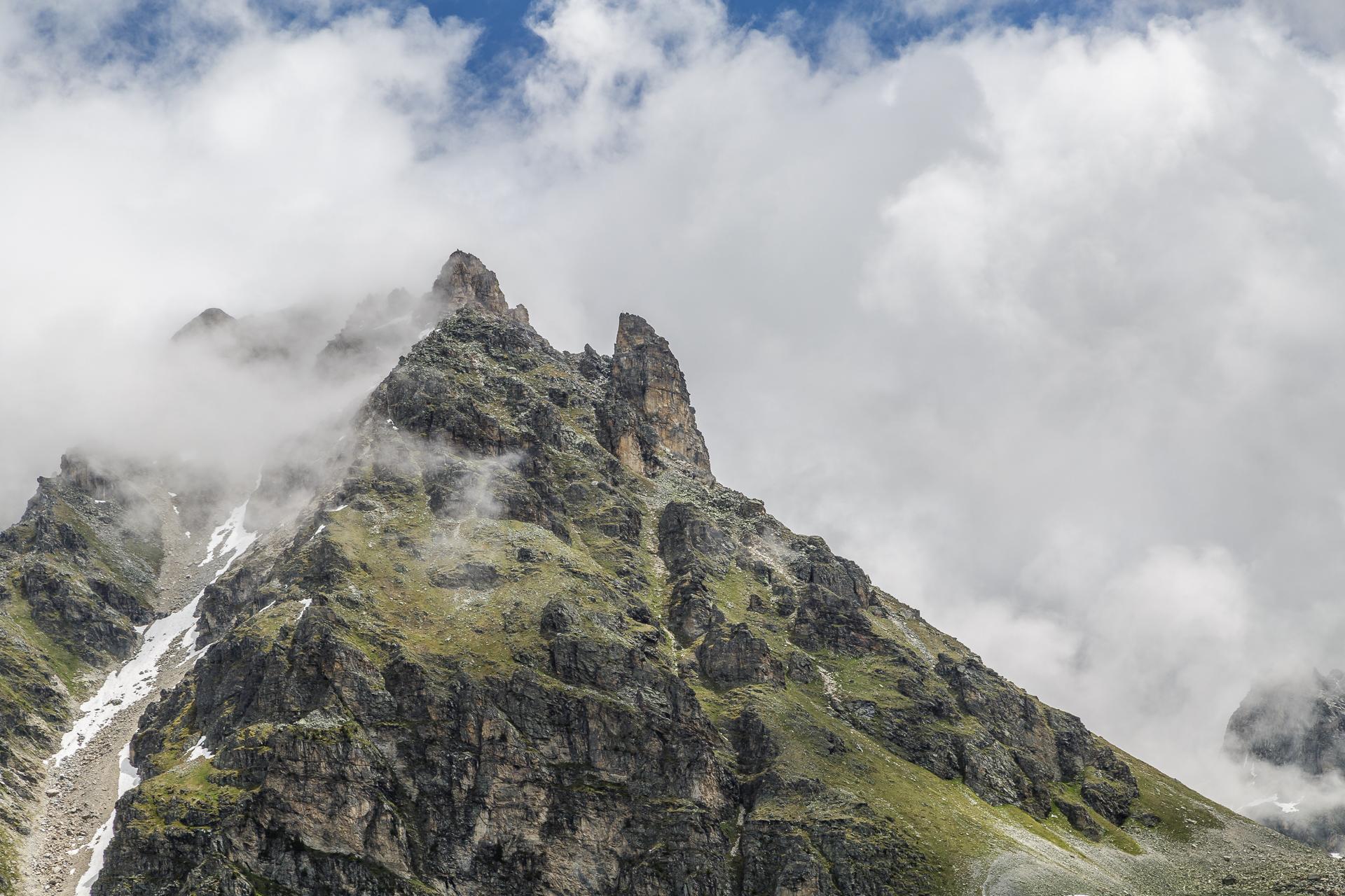 Berggipfel-St-Luc