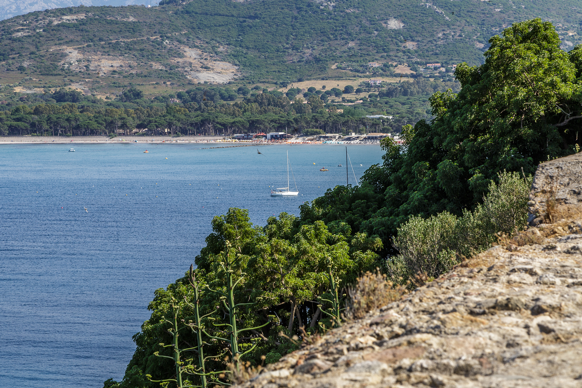 Bucht-von-Calvi