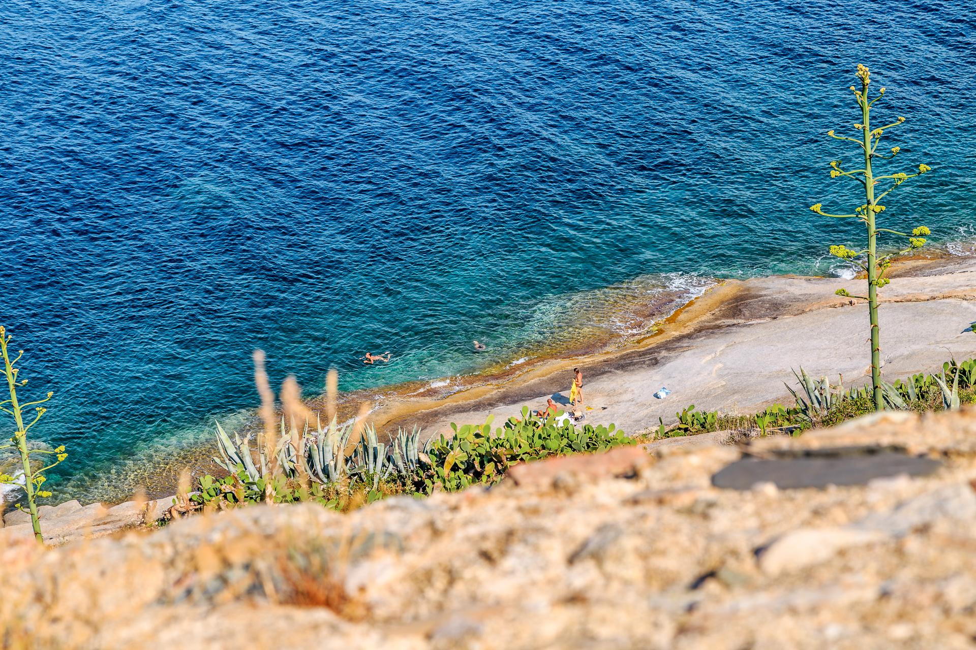 Korsika-Meer