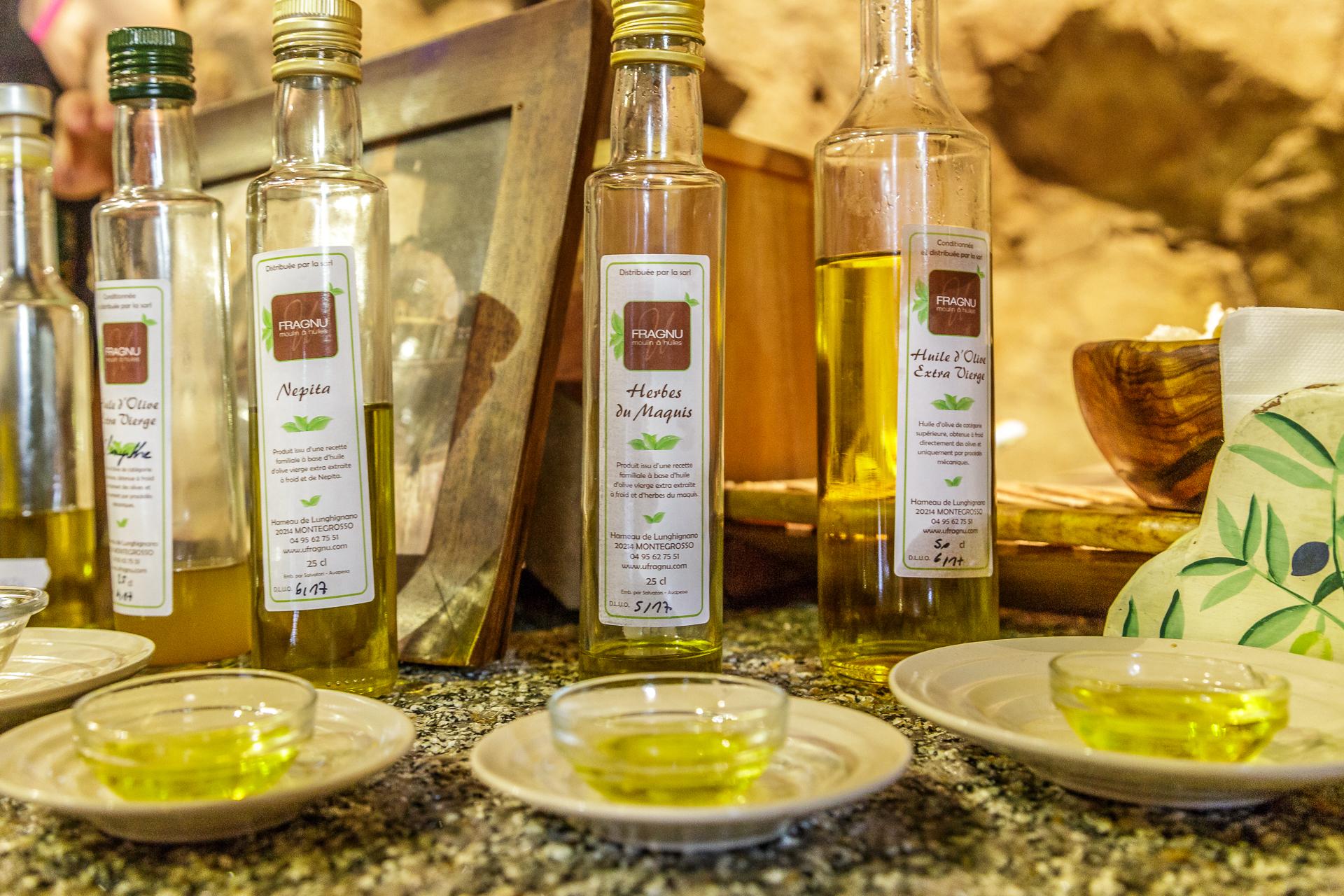 Korsika-Olivenoel