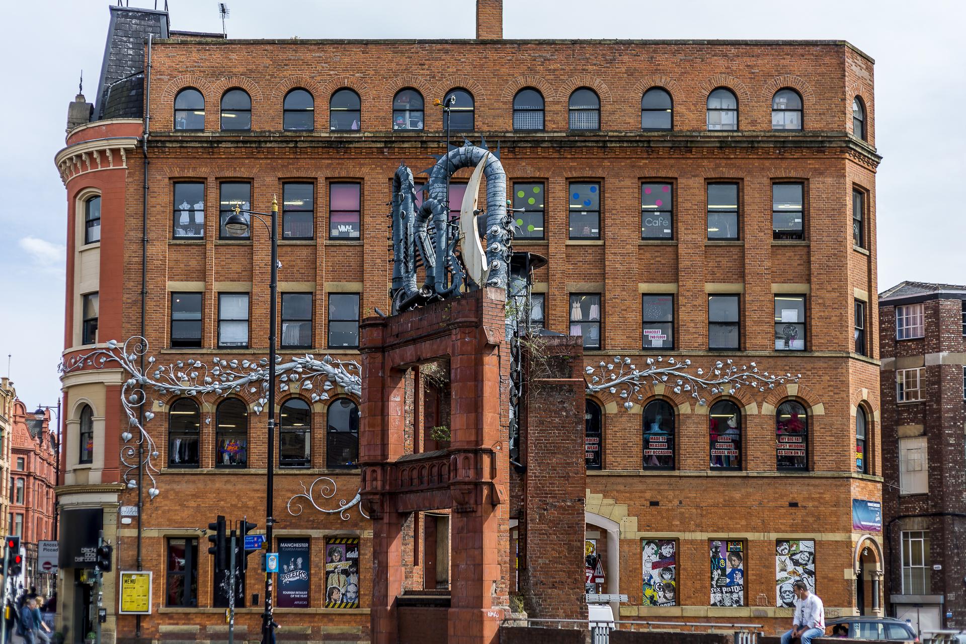 Manchester-Architektur