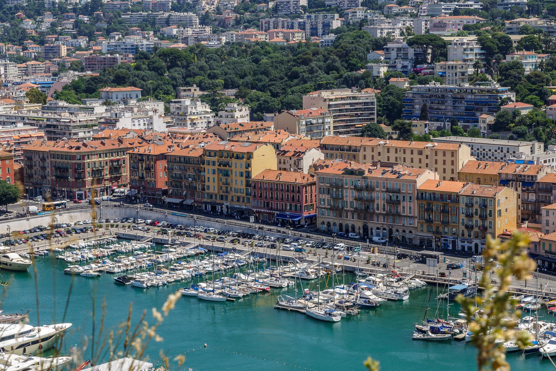 Nizza-Hafen