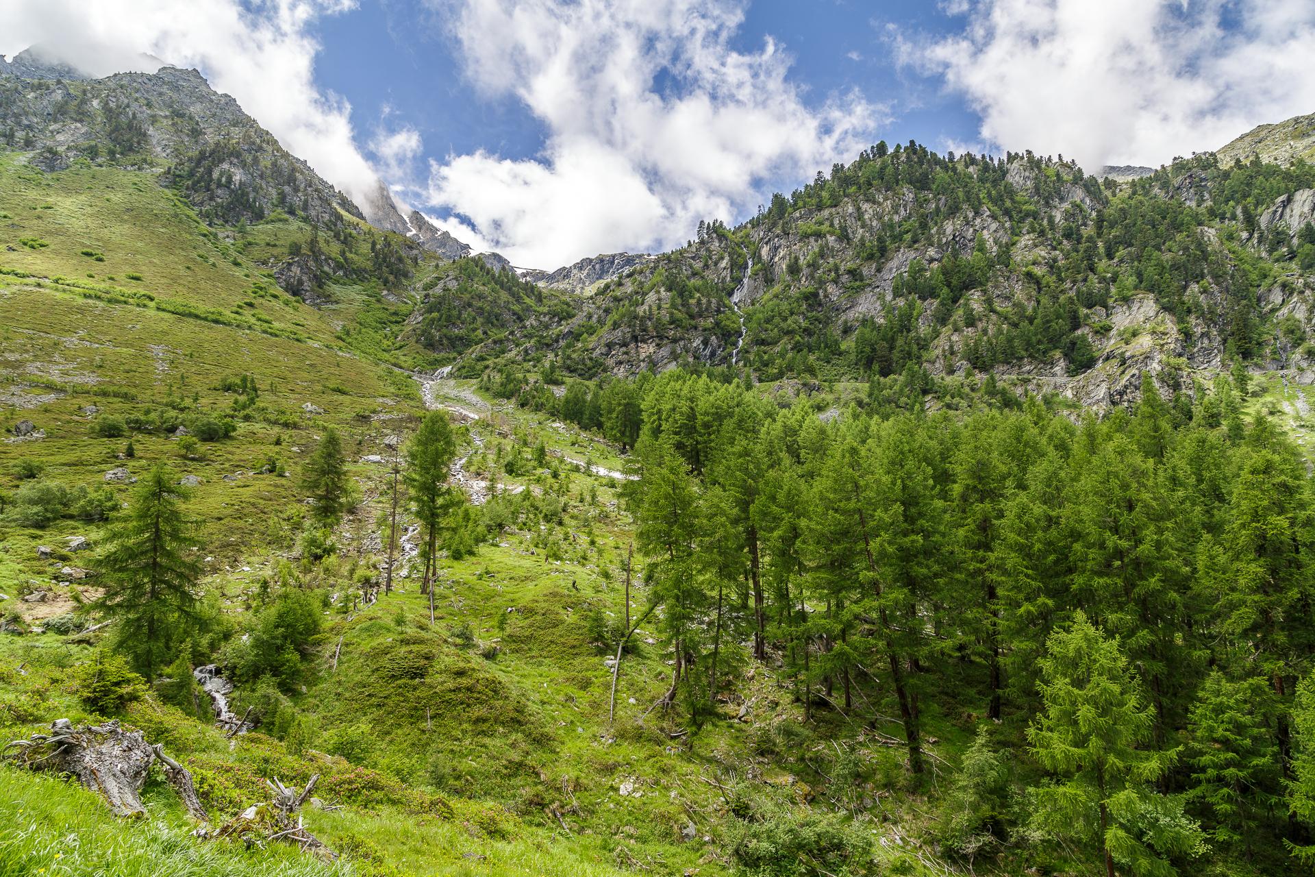 Val-d-Anniviers-Wandern