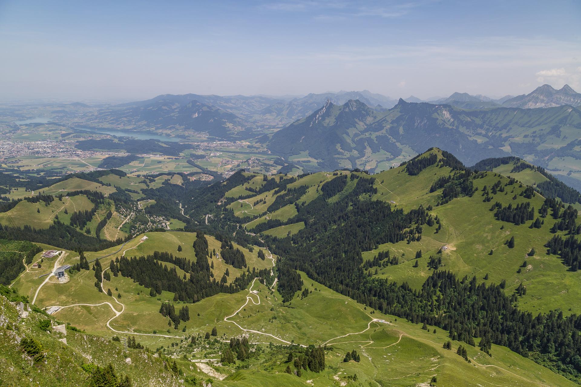 Aussicht-Moleson